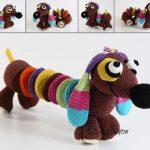 Häkeln Baby Spielzeug-Baby-Pädagogische Spielwaren von MioLBoutique