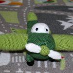 Spielzeug häkeln // Flugzeug häkeln