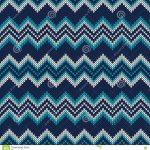Chevron strickte Muster Angemessene Insel-Art-strickendes Strickjacken- Design