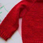 Kostenlose Anleitung: Kinderpulli - Initiative Handarbeit