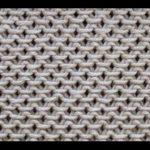 Flechtmuster - Muster stricken - basket weave - criss cross stitch