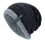 VENMO Unisex Strickmütze Hedging Kopfmütze hats Mütze Warmer im  Freienmode-Hut Damen Wolle Beret Mütze