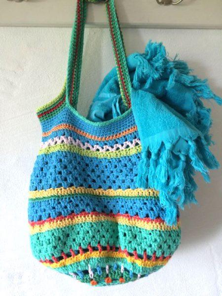 Häkeltaschen für ein feminines   Outfit
