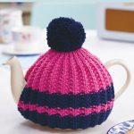 Hand knitted tea cosy pattern free Stricken Und Häkeln, Handarbeit,  Teekanne, Tee Gemütliches