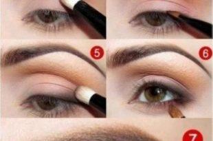 17 leichte und effektvolle Schminktipps für das Augen Make-up