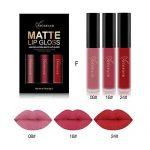 Mehr Infos Lippenstift set Liquid Matt Lip Gloss OYOTRIC Wasserdichtes  Lippenstift Langlebige Lippenstift Für Lippen Kosmetik