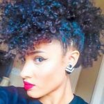 Verrückte und wilde lockige Mohawk-Frisuren für Sie | Inspiration - Hair |  Pinterest | Hair styles, Hair and Curly hair styles