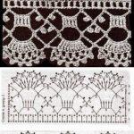 Урок вязания.Как связать цветок крючком с лепестками из гусенички. Irish lace. - Crochet Manatee