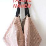 ᐅ Japanische Tasche nähen – Mit dieser Anleitung ganz einfach!