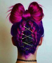 –       — –       –  -#bohohairstyles #hairstyleswomen2019 #hairstyleswomen…