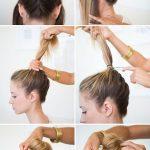 ▷ 1001 + inspiring ideas for simple self-made braids