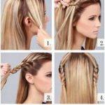 長い髪のための11の素晴らしい日常のヘアスタイル   - Neueste...