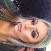 10 Awesome Eye Makeup Looks für blaue Augen #eye #eyemakeup #makeup