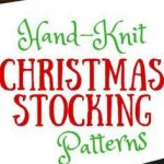 10 Christmas Stocking Knitting Patterns