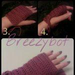 10 DIY Fingerless Gloves You Must Love - Anne Brady