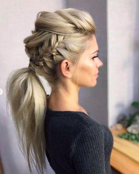 10 Last-Minute und wunderschöne + einfache Frisuren zu Weihnachten #frisuren #frisuren