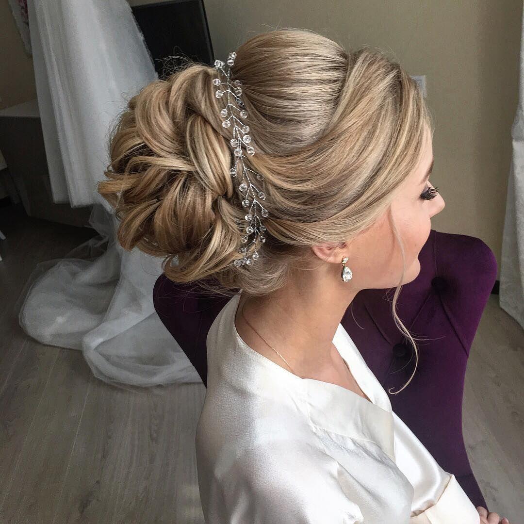 10 Lavish Wedding Hairstyles for Long Hair – Wedding Hairstyle Ideas 2020