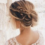 10 Stunning Up Do Hairstyles 2020 - Bun Updo Hairstyle Designs for Women