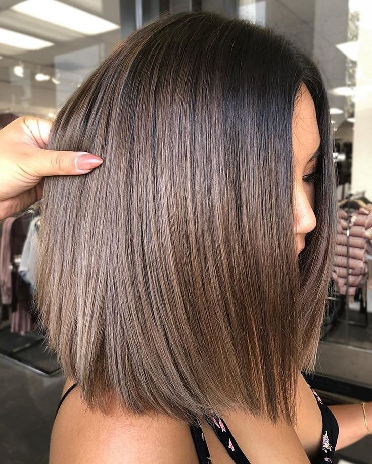 10 Trendy Ombre and Balayage Hairstyles for Shoulder Length Hair 2020