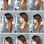 10 Ways to Make DIY Side Hairstyles