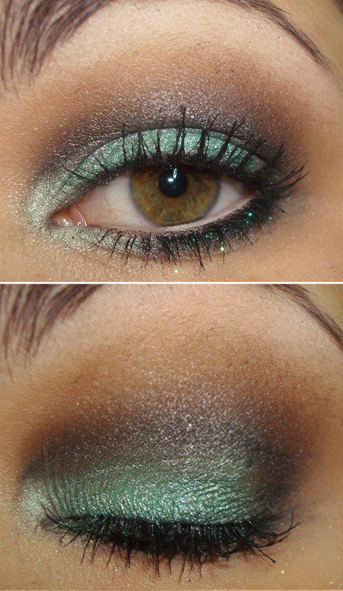 10 hübsche Augen Make-up-Ideen #augen #hubsche #ideen