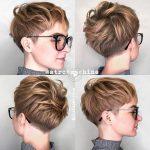10 nieuwe, korte kapsels fr dik haar, vrouwen haar knippen ideeën #kapselideeen...