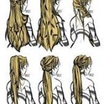101 Best Long Hairstyle Ideas for Women of all Age Groups - #Age #fantasy #Group...