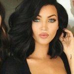 110 fabelhafte kurze Frisuren für schwarze Frauen  #fabelhafte #frauen #frisure...