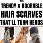 12 Boho-Haarschals und genau dort, wo man sie bekommt, #Boho #Haarschals #get #p ...,  #bekom...