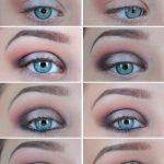 12 Incredible Makeup Tutorials For Blue Eyes #makeuptutorialforbeginners #eye #e...