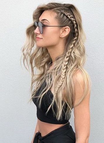 12 einfache Zöpfe für langes Haar – Samantha Fashion Life