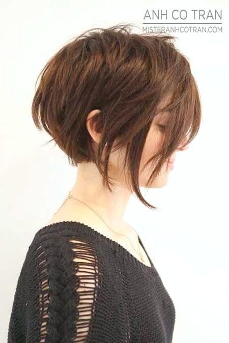 12 fabelhafte kurze Frisuren für dichtes Haar