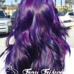 13 fabelhafte hervorgehobene Frisuren für schwarzes Haar