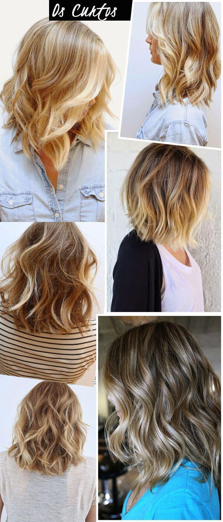 15 Pretty Hairstyles for Medium Length Hair