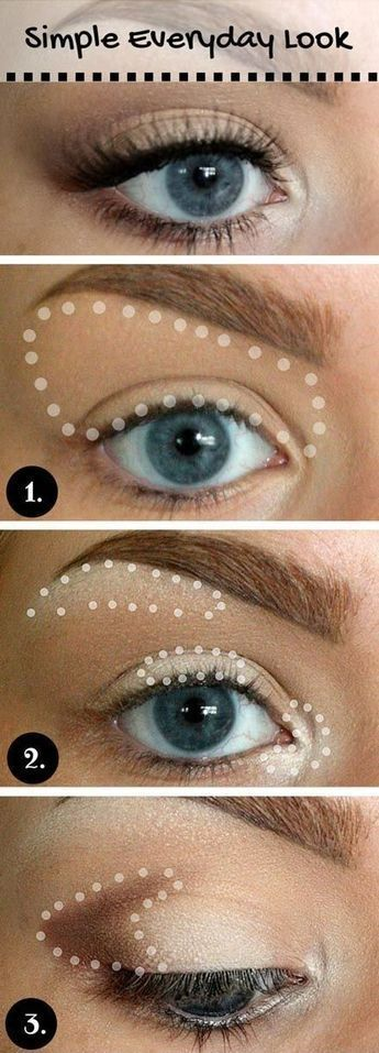 15 beautiful makeup looks for blue eyes (I have green eyes, but that's a g – http://nation-toptrendspint.blackjumpsuitoutfit.tk
