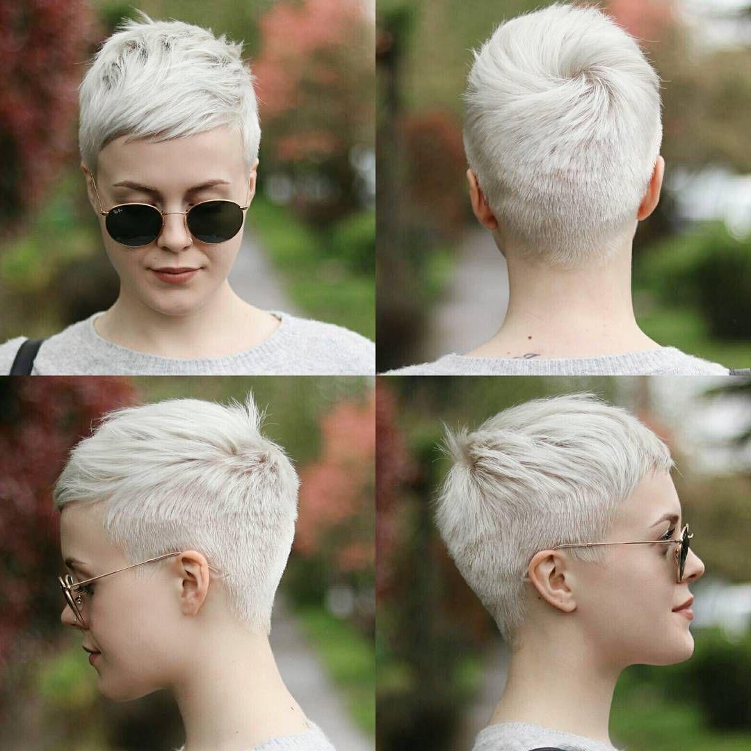 15 entzückende kurze Haarschnitte für Frauen – die schicke Pixie Schnitte