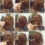 15+ erstaunliche Mädchen Frisuren für Erstkommunion Ideen - New Ideas