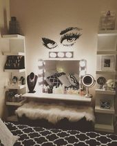 15 fantastic and incredible makeup mirrors with lights for bedrooms …