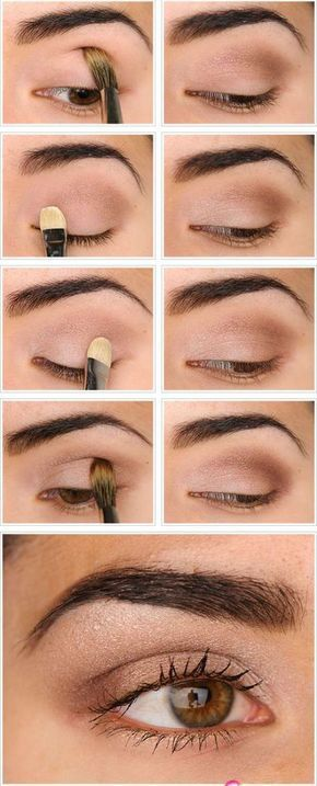 15 make-up tutorials for the eyes that you'll love #makeup #tutorials