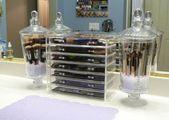 15 neue Ideen für die Organisation von Make-up-Pinseln#BeautyBlog #MakeupOfTheD…