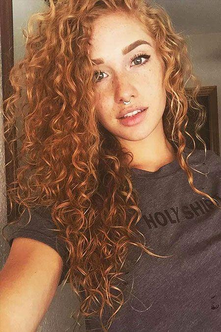 11 so perfekte lockige Frisuren für lange Haare Ideen – Neue Besten Frisur