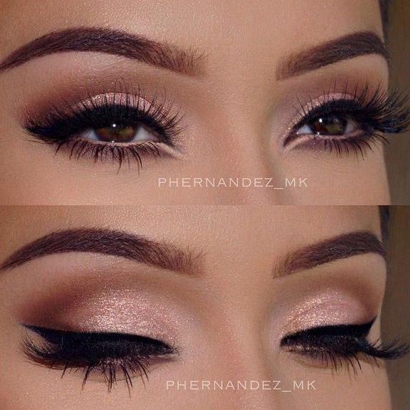 50+ Sexy Augen Make-up – Lidschatten