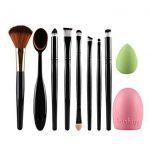 Einige notwendige Informationen zum Make-up-Pinselsatz