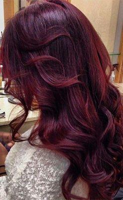 Ein neuer und interessanter Einblick in die Schattierungen von roten Haaren, eine Haarschattierung, mit der Sie experimentieren möchten! – Neueste frisuren | bob frisuren | frisuren 2018 – neueste frisuren 2018 – haar modelle 2018