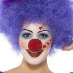 Clown schminken - Anleitung und Tipps für das Kostüm
