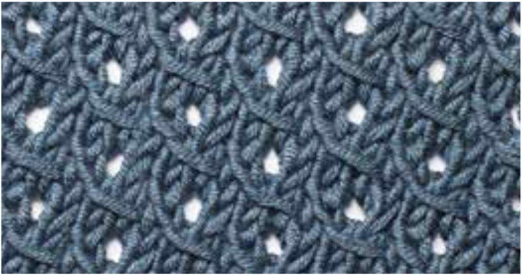 Pulswärmer mit Johanniskraut-Muster