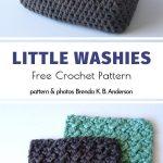 Crochet Bathroom Accessories Free Patterns
