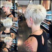 10 kurze Haarschnitte für feines Haar – Great Looks von Büro bis Strand – #bis…