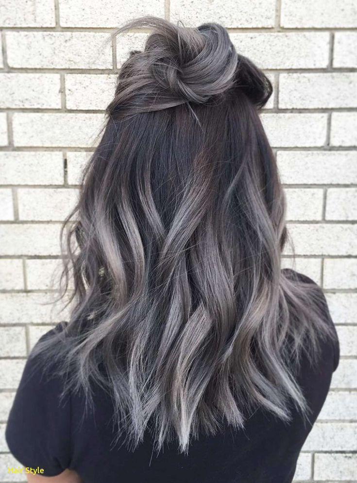 Luxus beste Haarfarbe für graues Haar