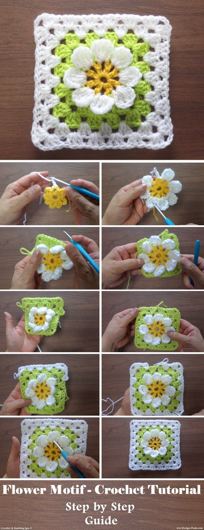 Easy And Adorable Free Crochet Patterns